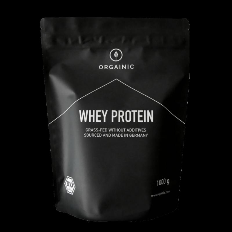 Orgainic Whey Protein BIO
