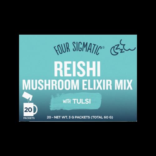 Four Sigmatic Reishi Mushroom Elixir, 20 dávok