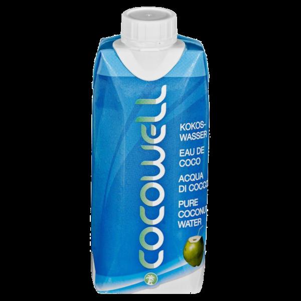 Cocowell Kokosová voda, 1l