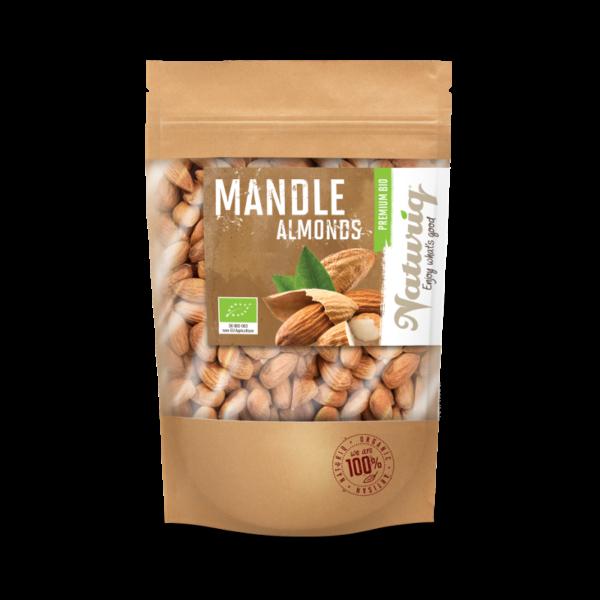 Naturiq Mandle BIO, 500g