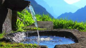 fitrácia vody