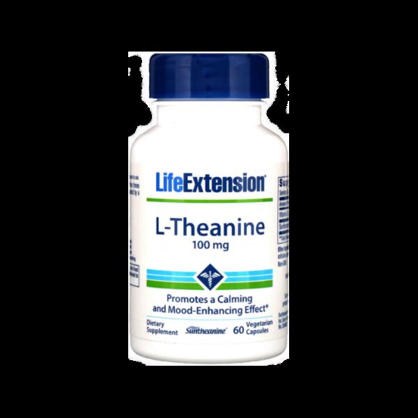 LifeExtension L-teanín 100mg