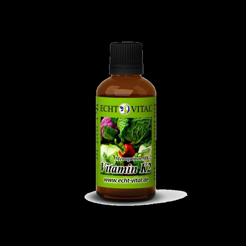 EchtVital Vitamín K2 kvapky