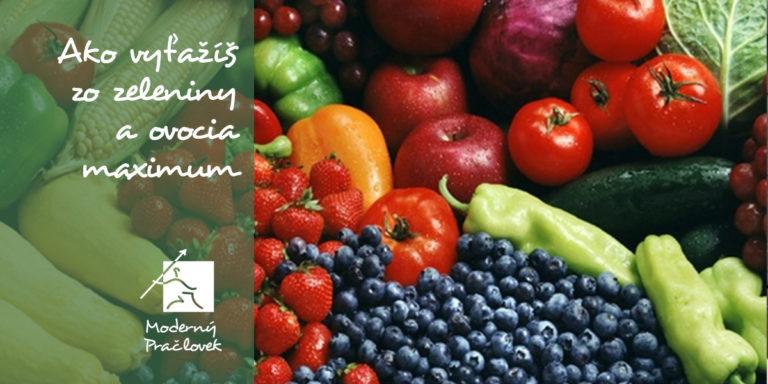 Výber a uskladňovanie ovocia