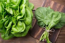 leafy greens 1