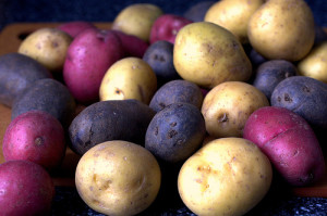 potato colors